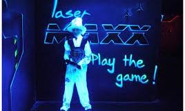 Gioca con il laser